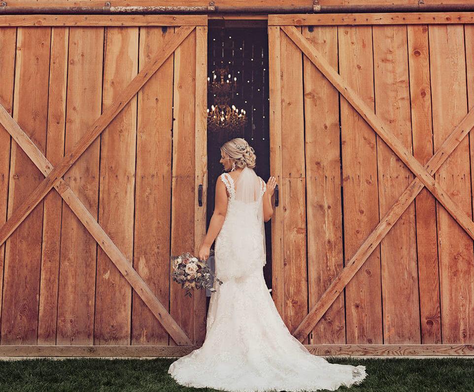 services barn door